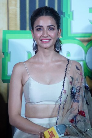 Photos: Kriti Kharbanda at Trailer Launch Of Hindi Film Yamla Pagla Deewana 3