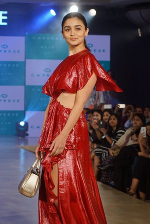 Alia Bhatt @ Photos: Launch Of Caprese Bags New Collection