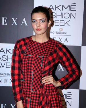 Photos: Ihana Dhillon at Lakme Fashion Week 2018