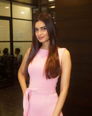 Diana Penty - Photos: Interview With Star Cast Of Film Happy Bhaag Jayegi Returns