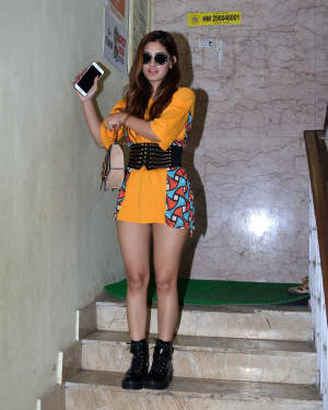 Photos: Karishma Sharma Spotted at Bandra
