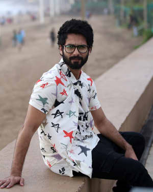 Photos: Shahid Kapoor for the promotions of film Batti Gul Meter Chalu