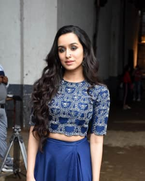 Photos: Shraddha Kapoor Spotted Promoting their film Stree On set of Dance Deewane