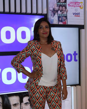Swara Bhaskar - Photos: Voot Press Conference at ITC Grand Maratha