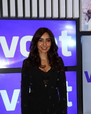 Neha Sharma - Photos: Voot Press Conference at ITC Grand Maratha