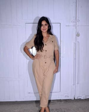 Katrina Kaif - Photos: Celebs Spotted at Mehboob Studio