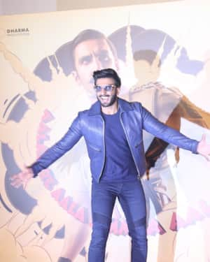 Ranveer Singh - Photos: Trailer Launch of film Simmba at PVR icon | Picture 1613868