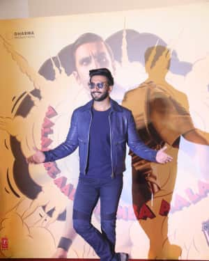 Ranveer Singh - Photos: Trailer Launch of film Simmba at PVR icon | Picture 1613867