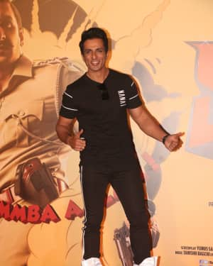Sonu Sood - Photos: Trailer Launch of film Simmba at PVR icon