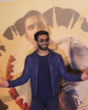 Ranveer Singh - Photos: Trailer Launch of film Simmba at PVR icon | Picture 1613866
