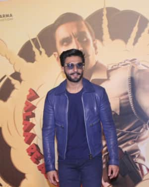 Ranveer Singh - Photos: Trailer Launch of film Simmba at PVR icon | Picture 1613865