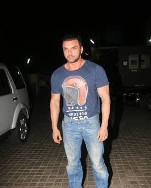 Photos: Screening of film Kedarnath at PVR