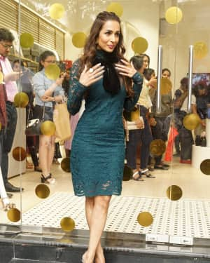 Photos: Malaika Arora at The Label Life Store for Styling Masterclass
