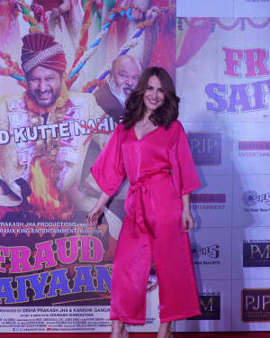 Elli Avram - Photos: Song Launch Chamma Chamma For Film Fraud Saiyyan