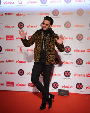 Ranveer Singh - Photos: Lokmat Most Stylish Awards 2018