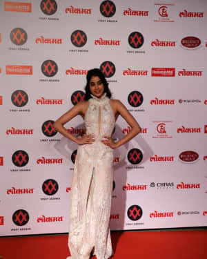 Jahnavi Kapoor - Photos: Lokmat Most Stylish Awards 2018