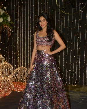 Janhvi Kapoor - Photos: Celebs at Priyanka & Nick Jones Wedding Reception | Picture 1616734