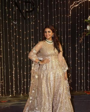 Parineeti Chopra - Photos: Celebs at Priyanka & Nick Jones Wedding Reception | 1616840