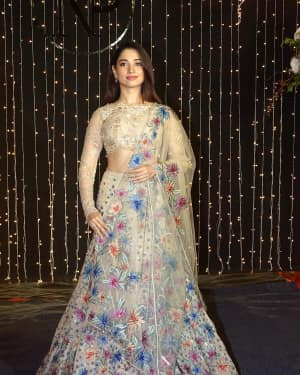 Tamanna Bhatia - Photos: Celebs at Priyanka & Nick Jones Wedding Reception