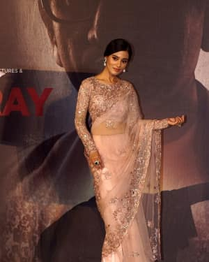 Amrita Rao - Photos: Thackeray Film Trailer Launch
