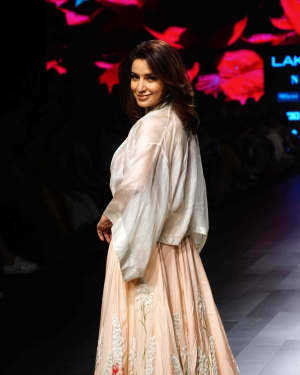 Tisca Chopra - Photos: Lakme Fashion Week 2018