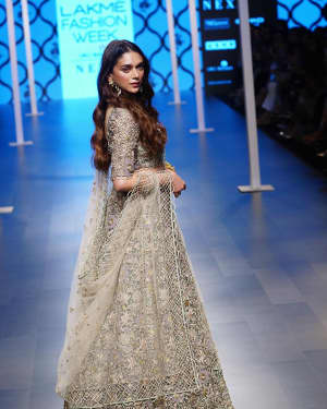 Aditi Rao Hydari - Photos: Lakme Fashion Week 2018