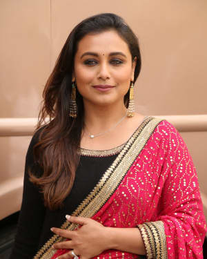 Photos: Rani Mukherjee At Did Dance Show At P3 Studio Malad