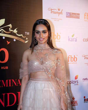 Photos: Femina Miss India Conference With Manushi Chhillar
