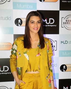 Kriti Sanon - Photos: Launch of Makeup Academy & School Of Photography
