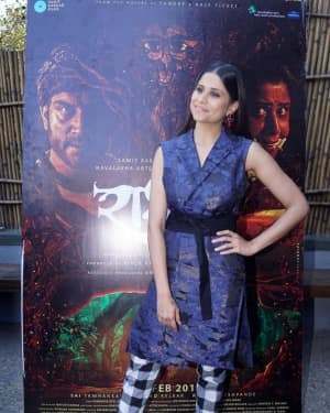 Photos: Interview With Sai Tamhankar For Marathi Film Rakshas