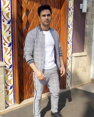 Pulkit Samrat - Photos: Promotion Of Film Veerey Ki Wedding