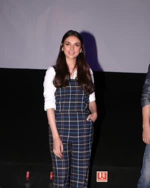 Aditi Rao Hydari - Photos: Trailer Launch Of Film Daas Dev