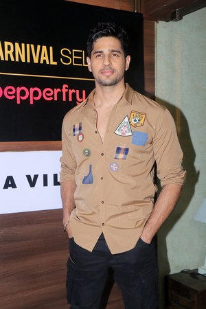 Sidharth Malhotra @ Photos: Launch Of Carnival Cinema Lounge