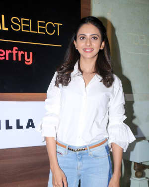 Rakul Preet Singh - Photos: Launch Of Carnival Cinema Lounge