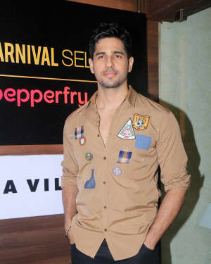 Sidharth Malhotra - Photos: Launch Of Carnival Cinema Lounge