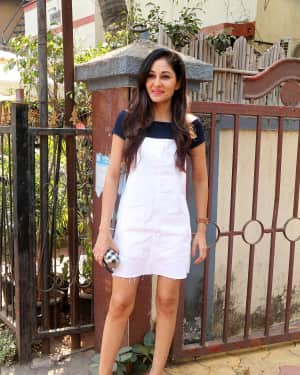 Photos: Actress Pooja Chopra Spotted at Bandra | Picture 1567491