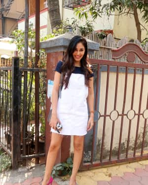 Photos: Actress Pooja Chopra Spotted at Bandra | Picture 1567485