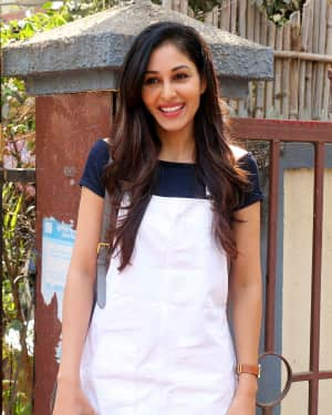 Photos: Actress Pooja Chopra Spotted at Bandra | Picture 1567484