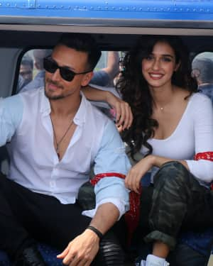 Photos: Trailer Launch Of Film Baaghi 2 With Tiger Shroff & Disha Patani