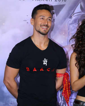 Tiger Shroff - Photos: Trailer Launch Of Film Baaghi 2 With Tiger Shroff & Disha Patani