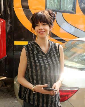 Photos: Kalki Koechlin Spotted At Mehboob Studio
