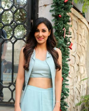 Photos: Pooja Chopra Spotted At Corner House