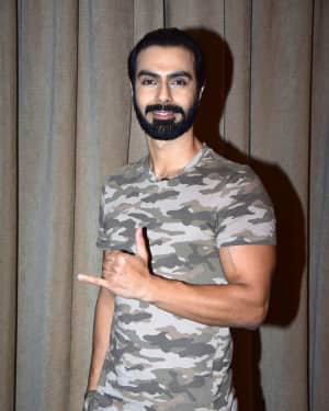 Ashmit Patel - Photos: Media interactions with the cast of Nirdosh at JW Marriott
