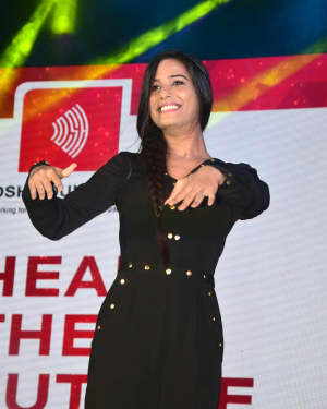 Photos: Actress Poonam Pandey at Inter-School Dance Competition | Picture 1557432