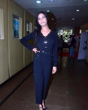 Photos: Actress Poonam Pandey at Inter-School Dance Competition | Picture 1557434