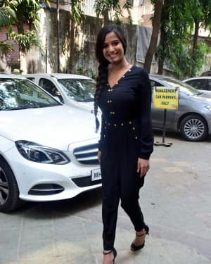 Photos: Actress Poonam Pandey at Inter-School Dance Competition | Picture 1557439