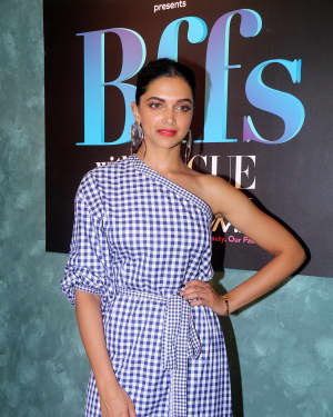 Deepika Padukone - Photos: Celebs at The Set Of Jeep Presents BFF's