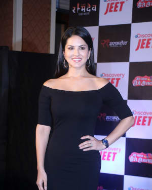 Sunny Leone - Photos: Launch Of New Entertainment Channel Discovery JEET