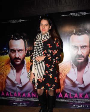 Shruti Seth - Photos: Special Screening Of Film Kaalakaandi | Picture 1557936