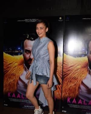 Akshara Haasan - Photos: Special Screening Of Film Kaalakaandi